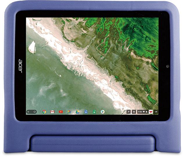 Acer Chromebook Tab 10 с протектор
