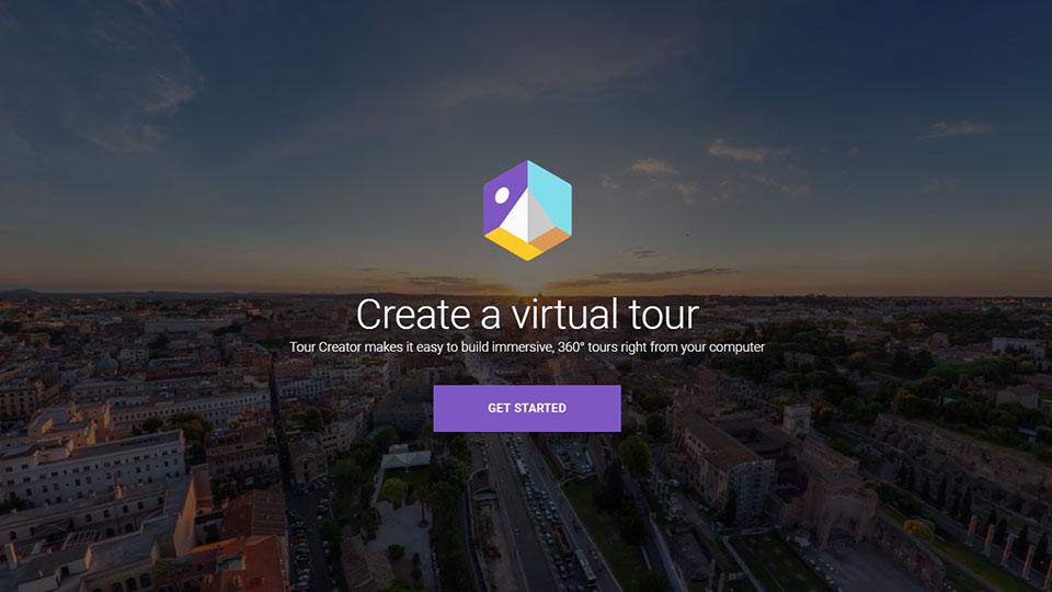 Как се създава Google експедиция с Tour Creator