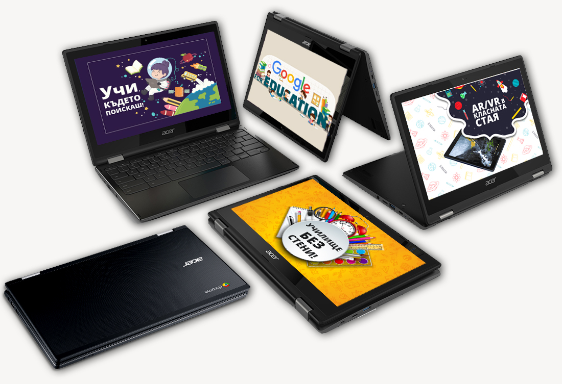 image of laptops